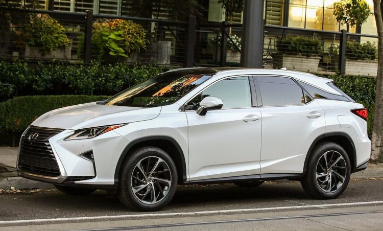 Lexus RX 350 2017 Review