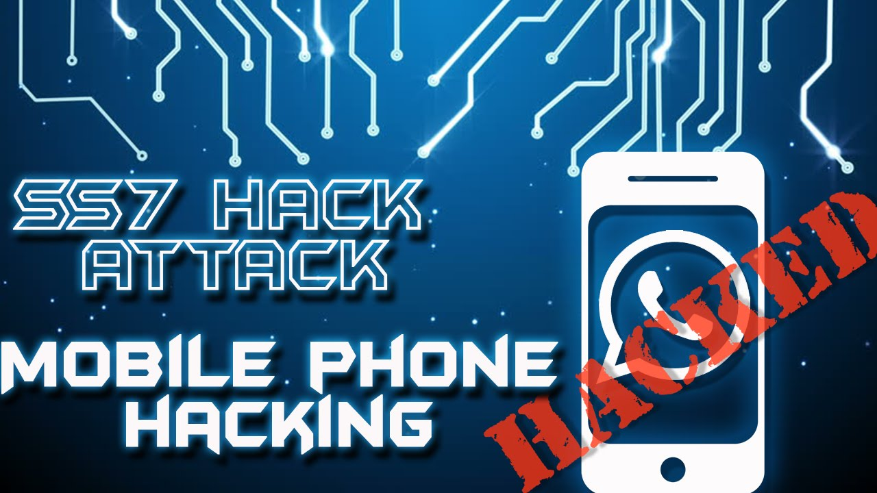 SS7 hacking - hands on SS7 hack tutorial and information