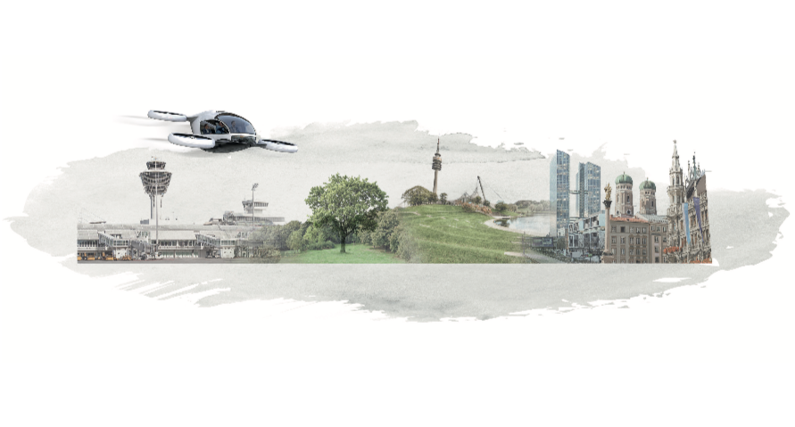 Future of vertical mobility - passenger drones
